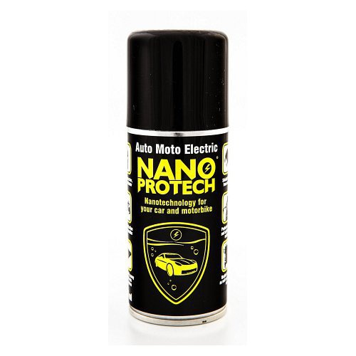 Spray Nanoprotech Auto Moto Electric, žlutý 150ml
